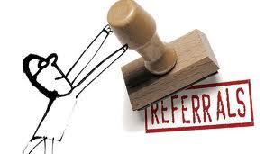 Sales Referrals