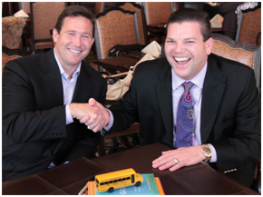 Andy Albright & Jon Gordon