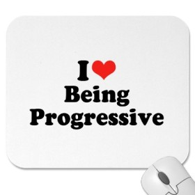 Being Progressive at Work and Home
